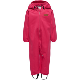 LEGO wear Sander 202 Softshell Suit Girls Red